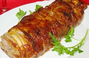Argentin töltött hús