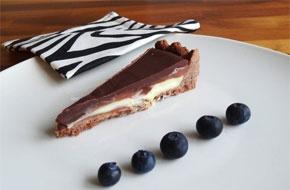 Háromrétegű csokoládé álom