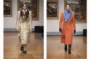 Kabát trend 2020 -- Dolce and Gabbana
