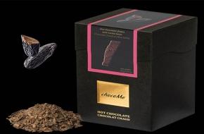 Tonkababos forró csokoládé