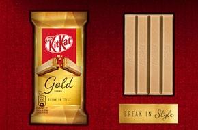 KITKAT Gold – csoki fanoknak