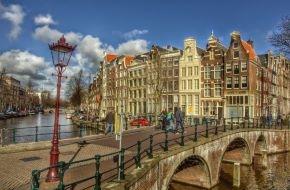 Nagyvárosok bűvöletében – Amsterdam